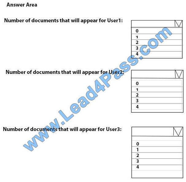 lead4pass MD-101 exam question q2-1