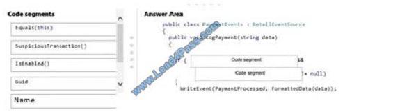 lead4pass 70-486 exam question q12